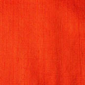 Red Dupion Silk Running Fabric-4884