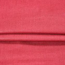 Red Plain Linen Fabric-90152