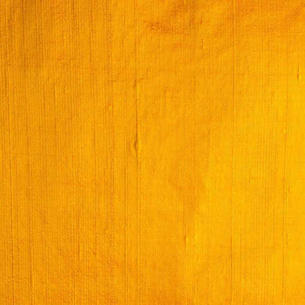 Yellow Dupioni Silk Fabric