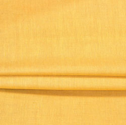 Yellow Plain Linen Fabric-90157