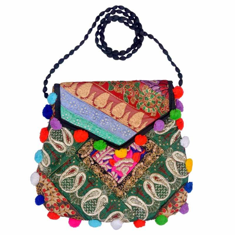 Beautiful Hand Crafted Banjara Bag