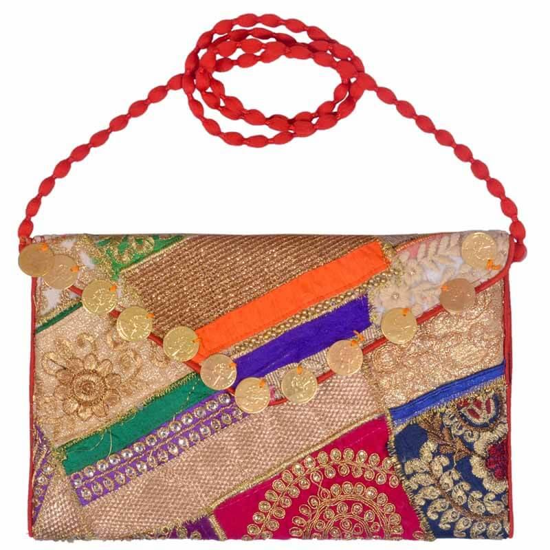 Handmade Banjara Clutch Bag